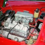 Honda S600 motor