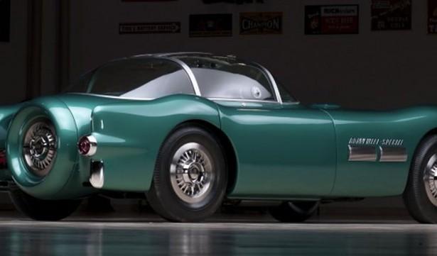 Pontiac Bonneville concept 1954
