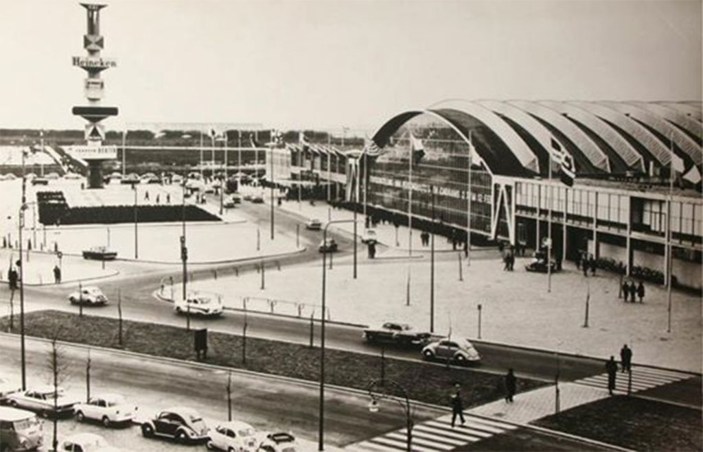 RAI opening europahal 1961