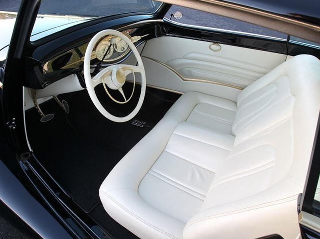 black pearl dashboard