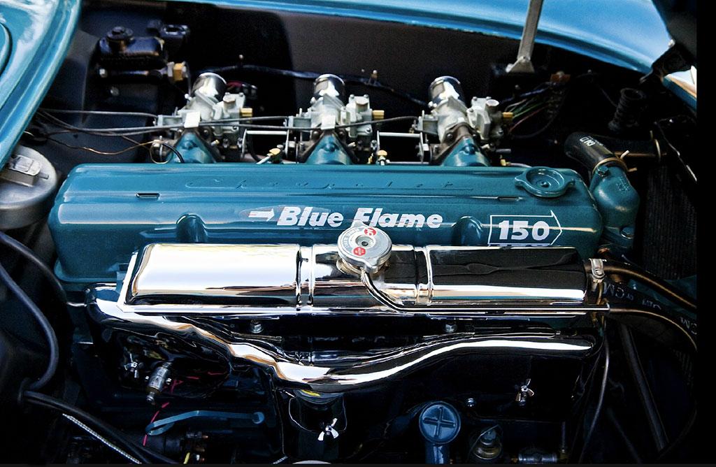 corvette bubble top motor