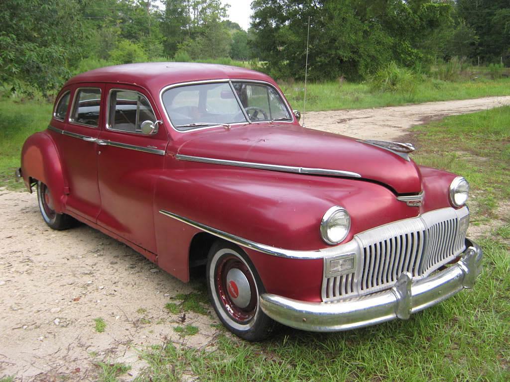 desoto custom 1946