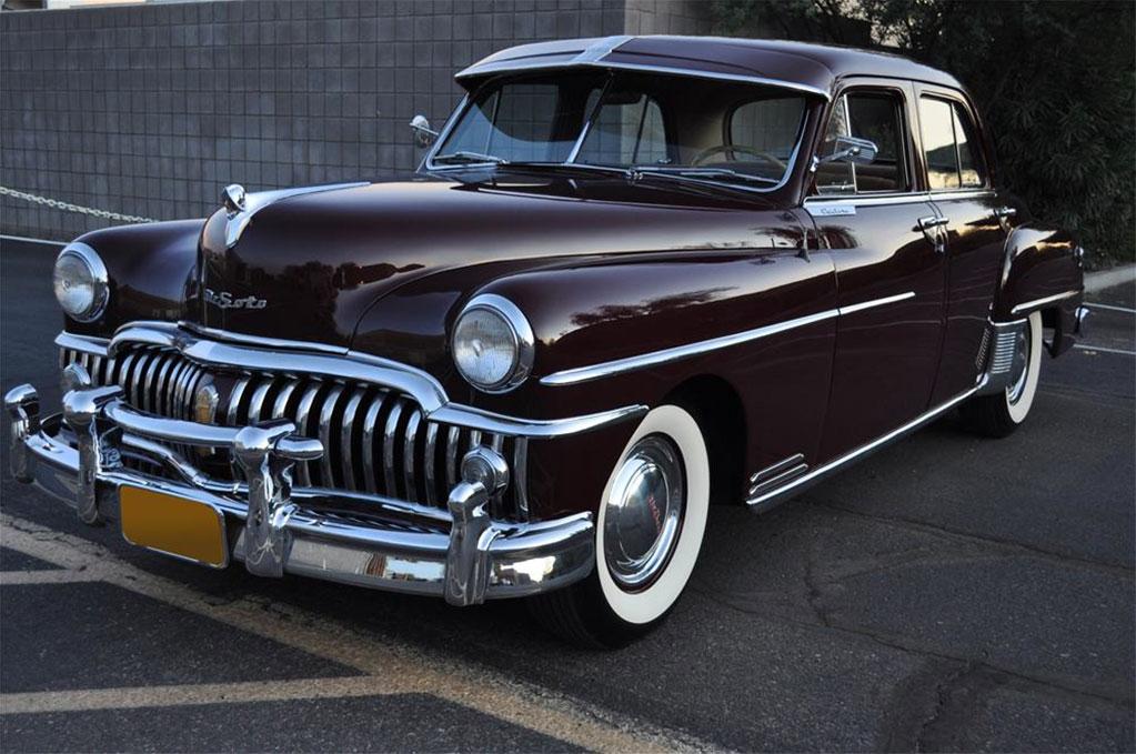 desoto custom 1950