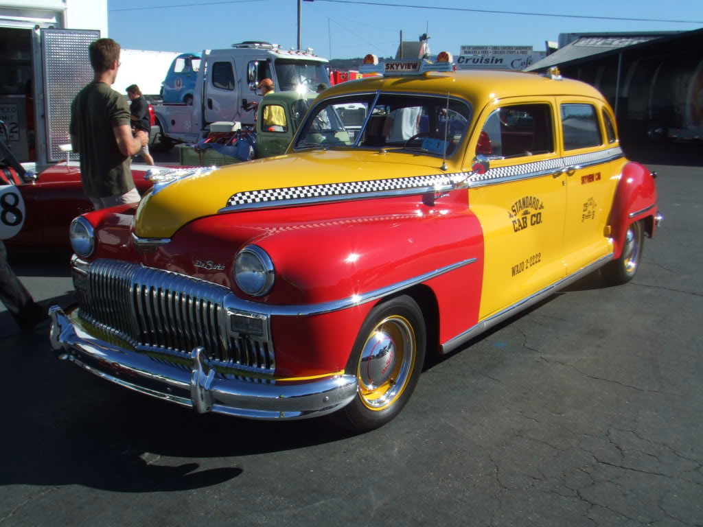desoto diplomat taxi