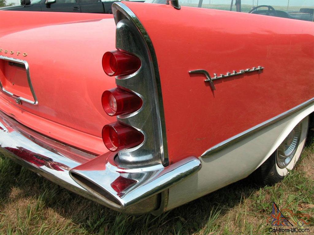 desoto firesweep 1957 staartvin