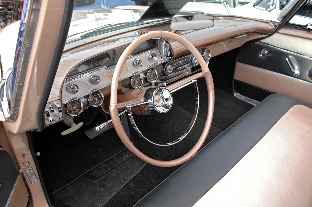 desoto firesweep 1958 interior
