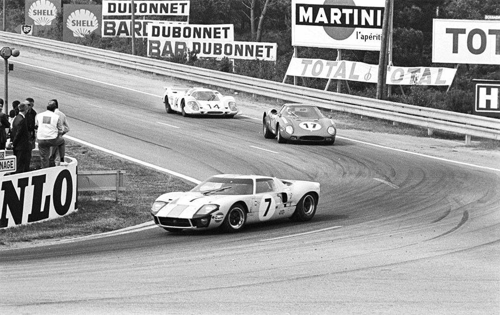 ford GT40 lemans