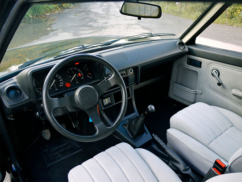 lotus sunbeam 1980 interieur