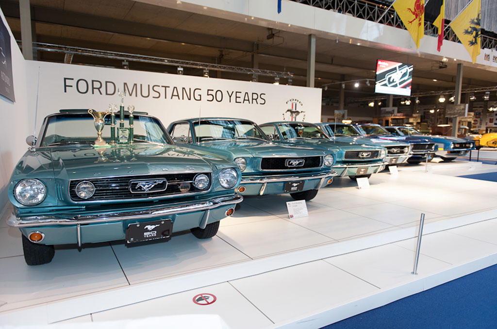 ford mustang autoworld brussel