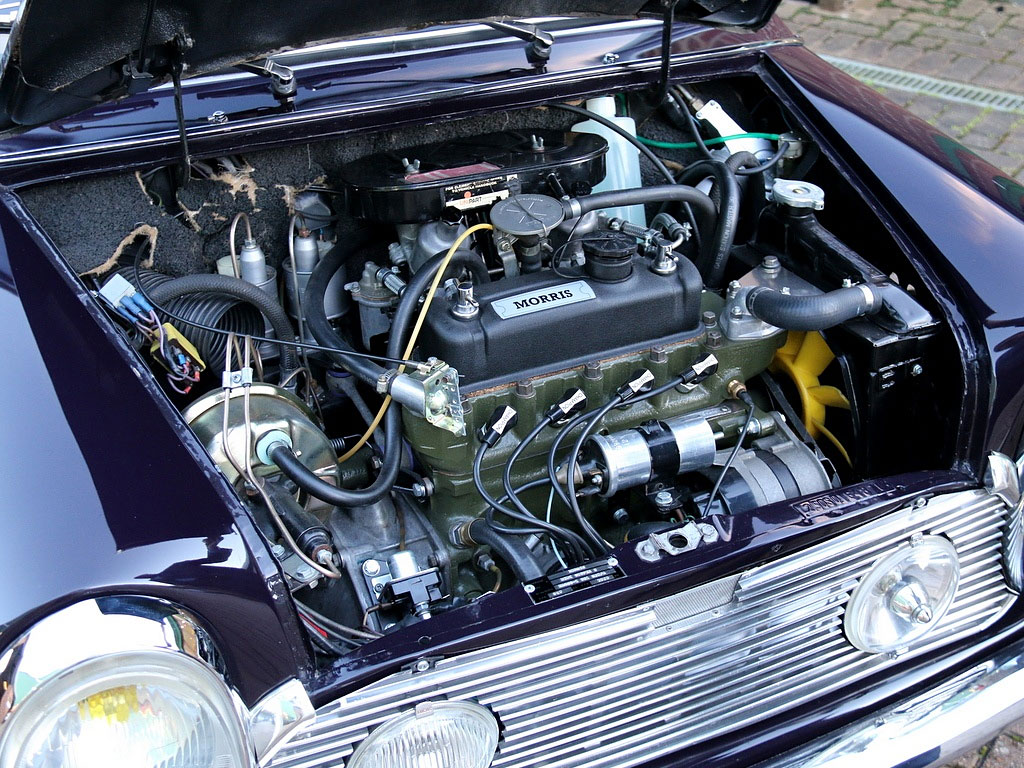 radford mini motor