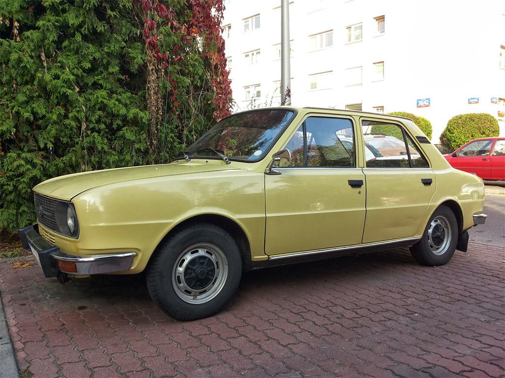 skoda 105L 1976