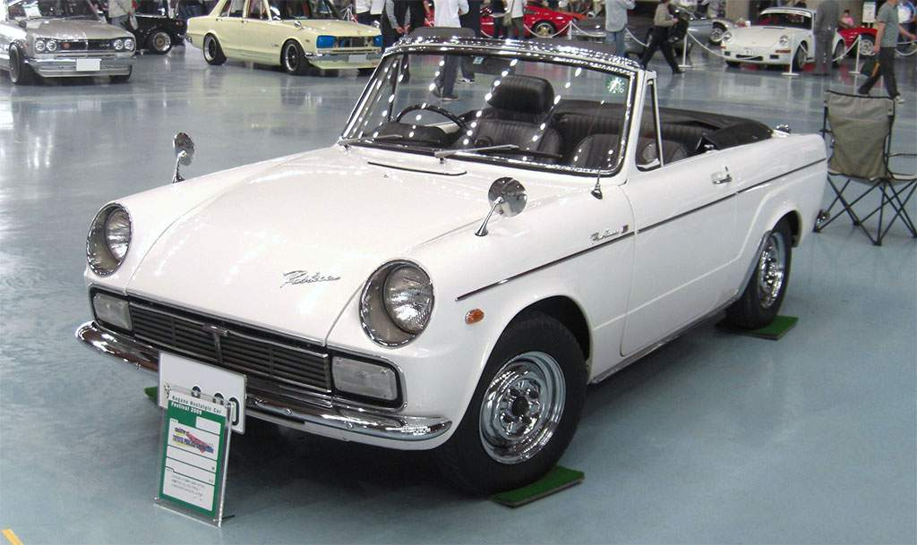 toyota publica cabrio UP20