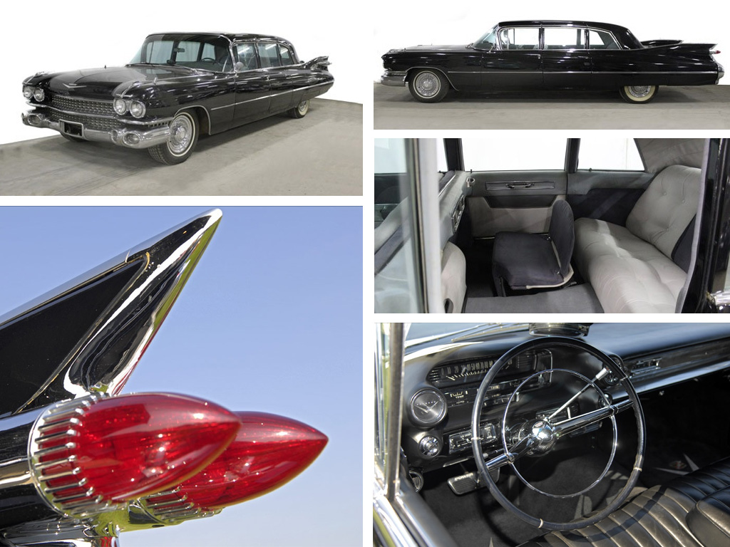 1959 Cadillac Fleetwood Series 75