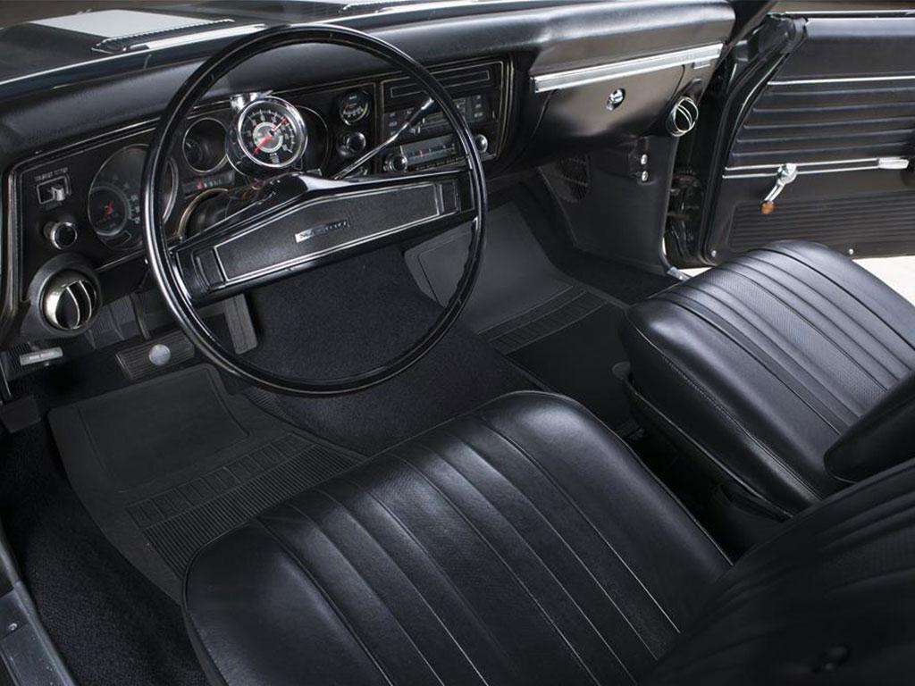 Chevrolet Yenko Chevelle 1969 interieur