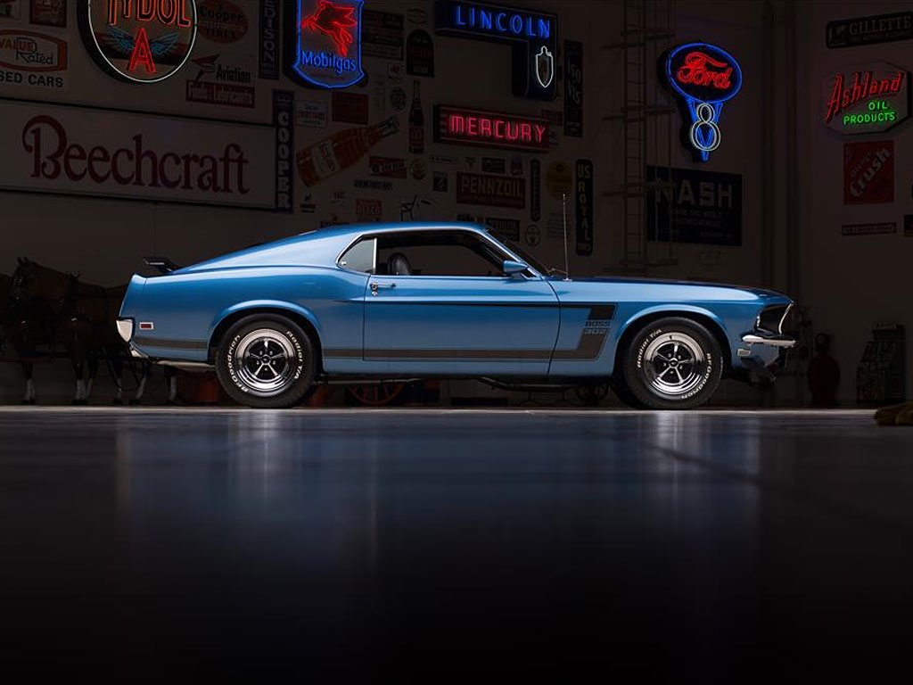 Ford Mustang Boss 302 Fastback 1969