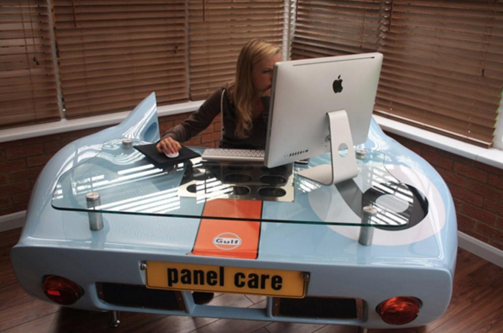Ford GT40 desk