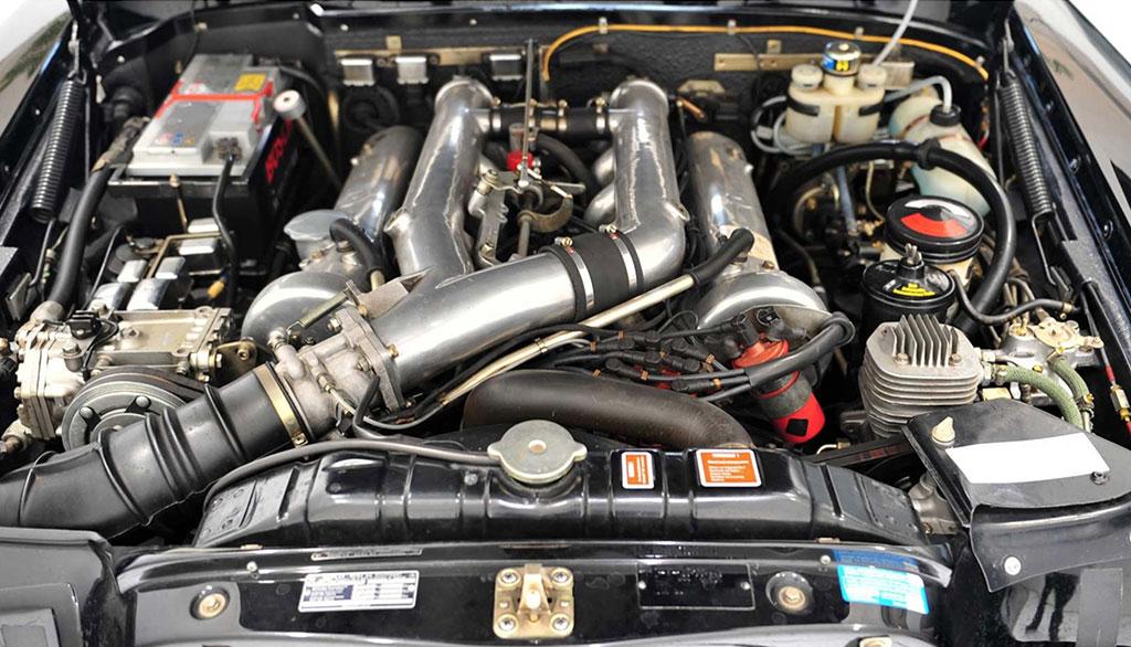 Mercedes-Benz 600 Pullman W100 motor