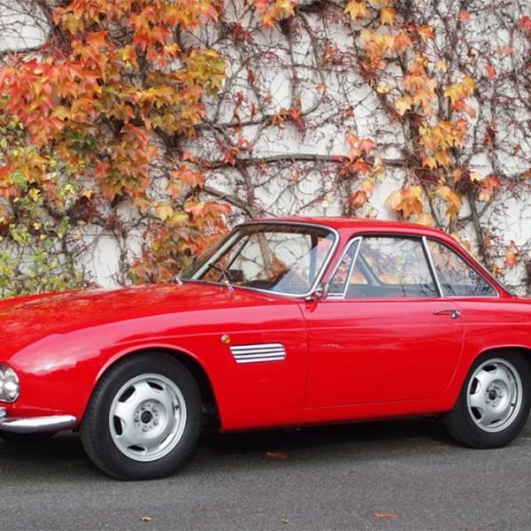 OSCA Maserati 1600 GT Fissore 1964