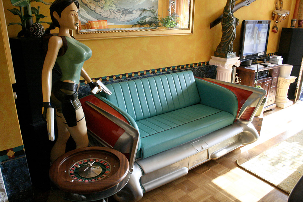 buick roadmaster couch