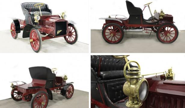 cadillac B4S 1904