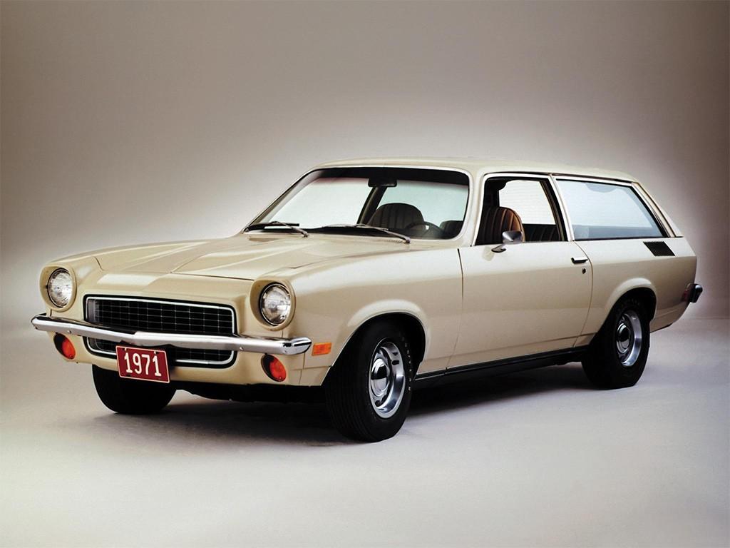 Chevrolet Vega Klassiekerweb