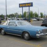 Chrysler Cordoba uit 1975