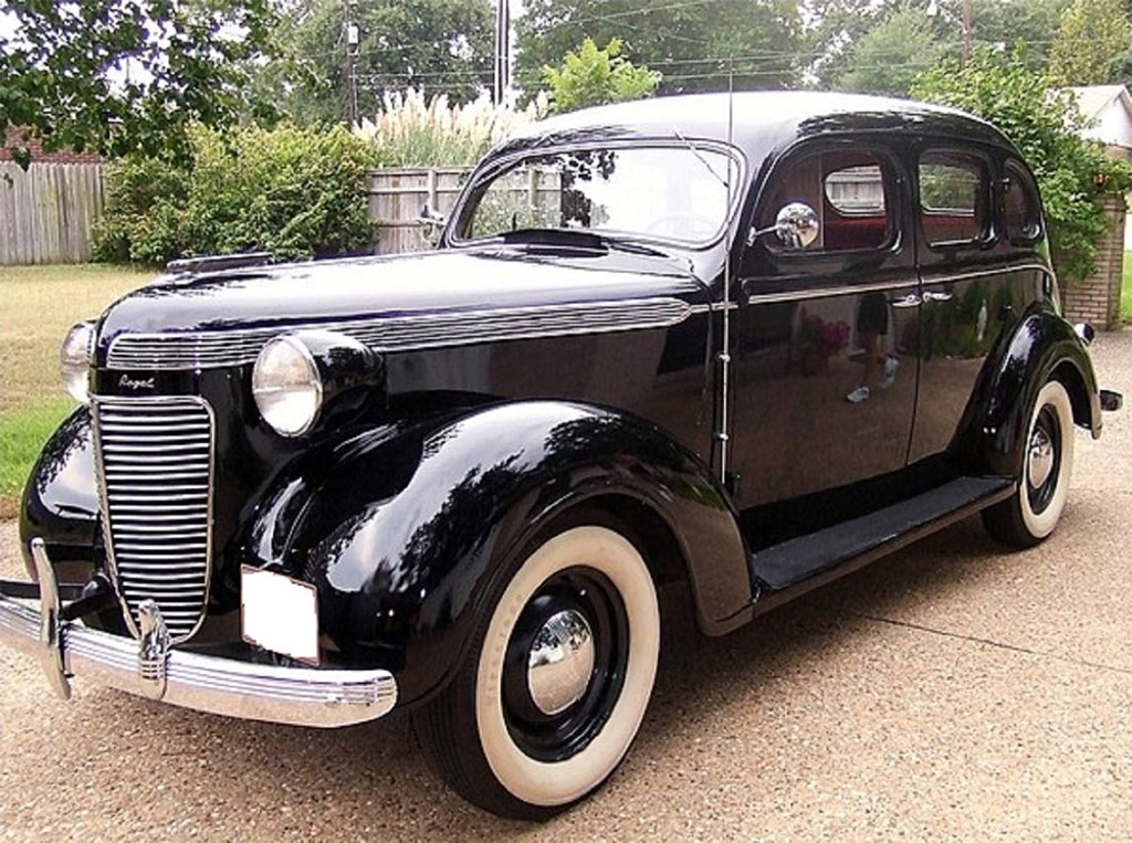 chrysler royal C16 1937