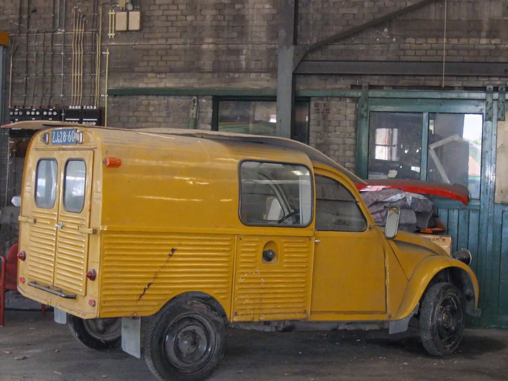 citroen AK350 1968