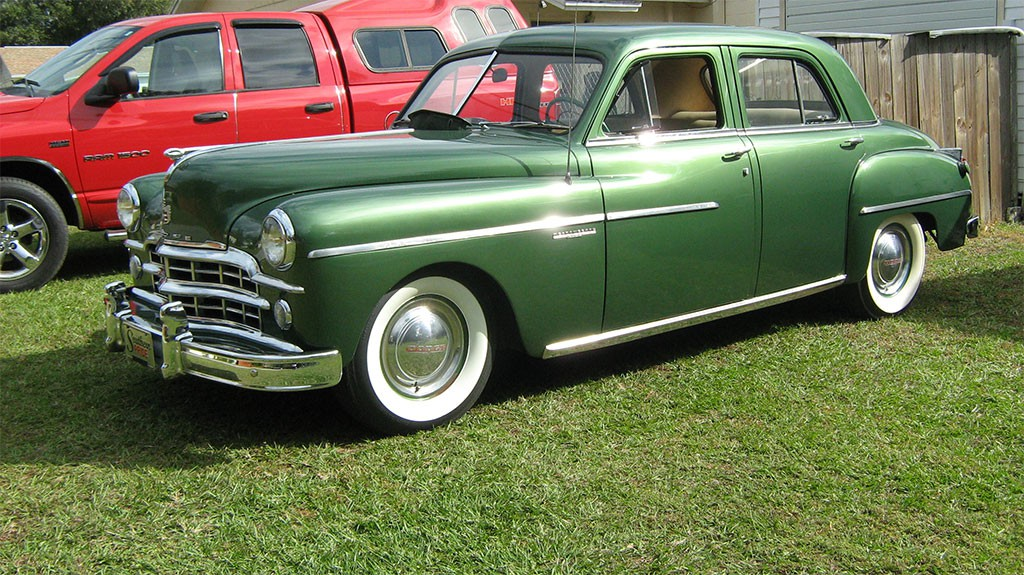 dodge meadowbrook 1949