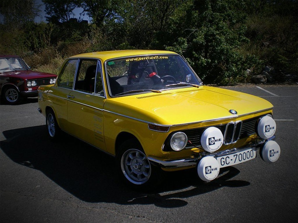 BMW 2002ti diana