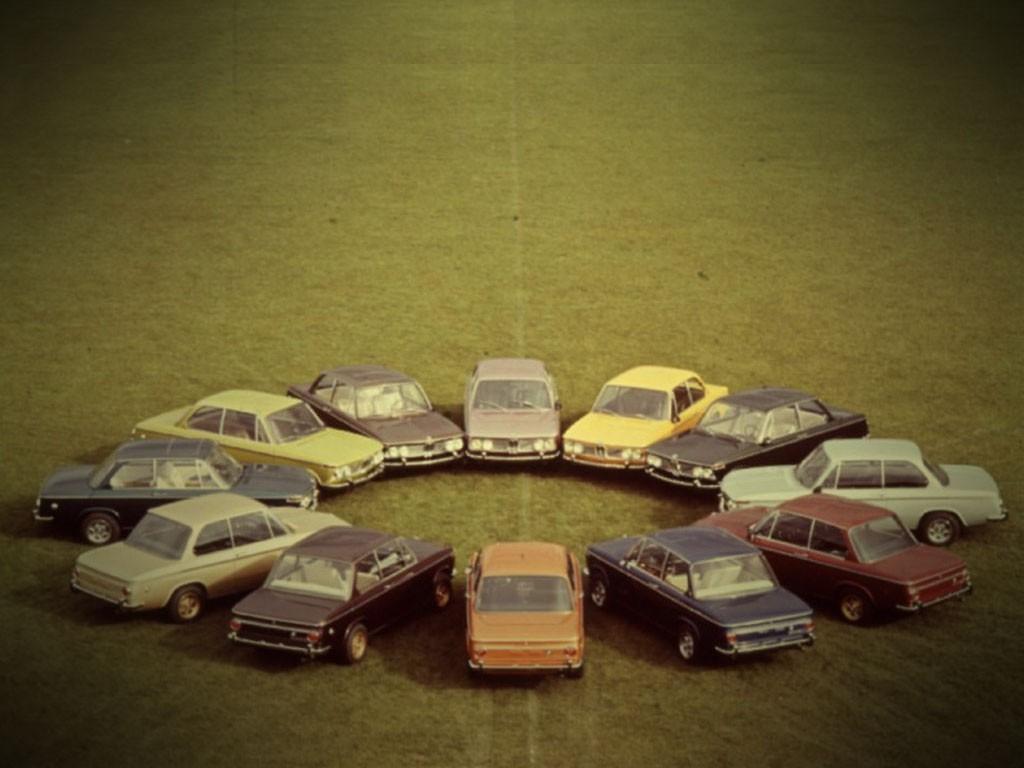 BMW 2002ti diana 12 maal