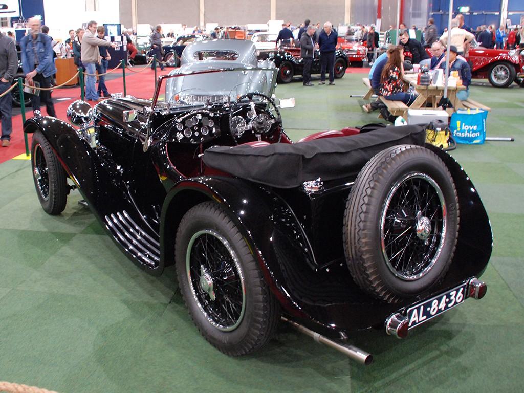 SS90 uit 1935 achterzijde