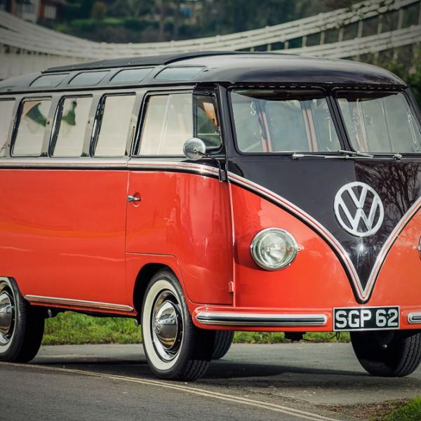 VW Type 2 T1b 1955