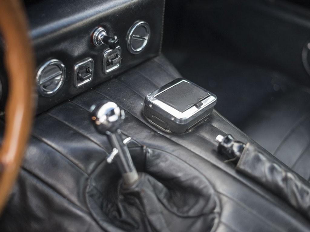 bizzarrini 5300 GT interieur