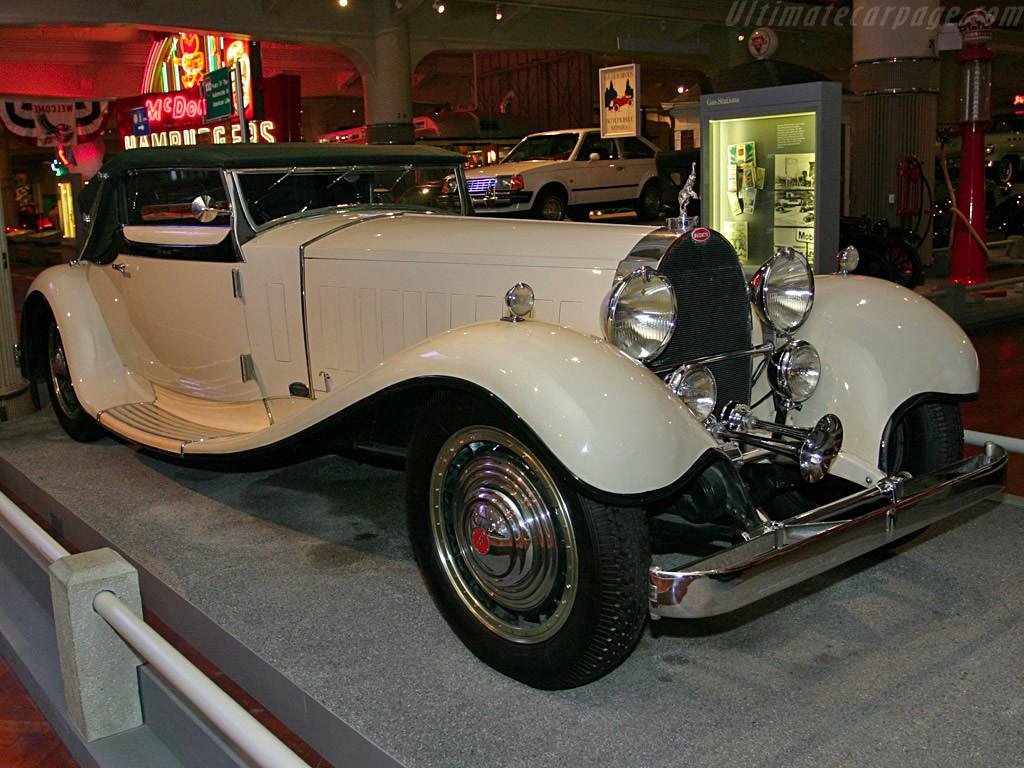 bugatti type 41 royale klassiekerweb. Black Bedroom Furniture Sets. Home Design Ideas