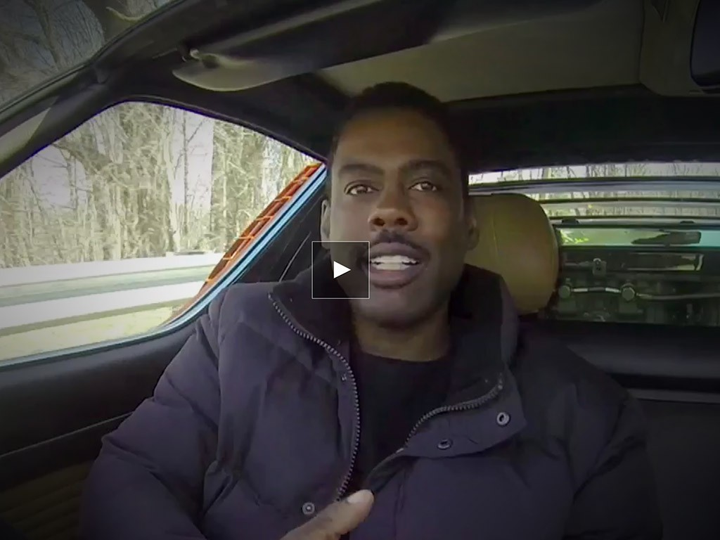 comedians in cars getting coffee chris rock