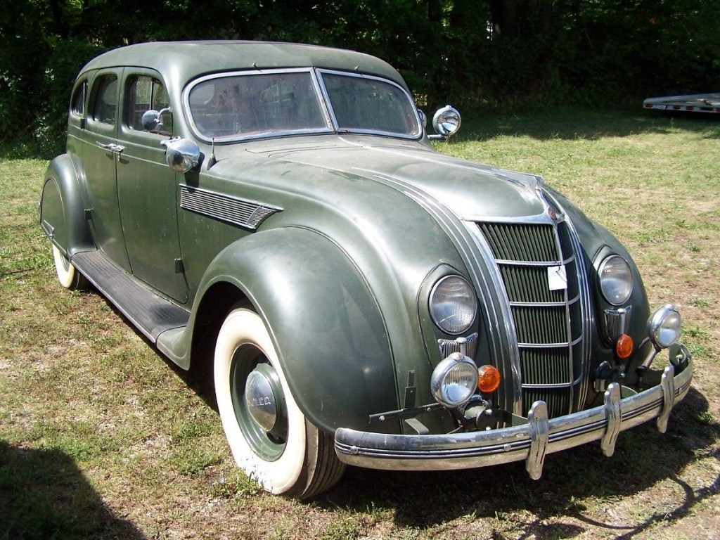 chrysler imperial 1935 airflow