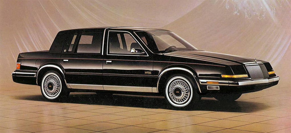 chrysler imperial 1990