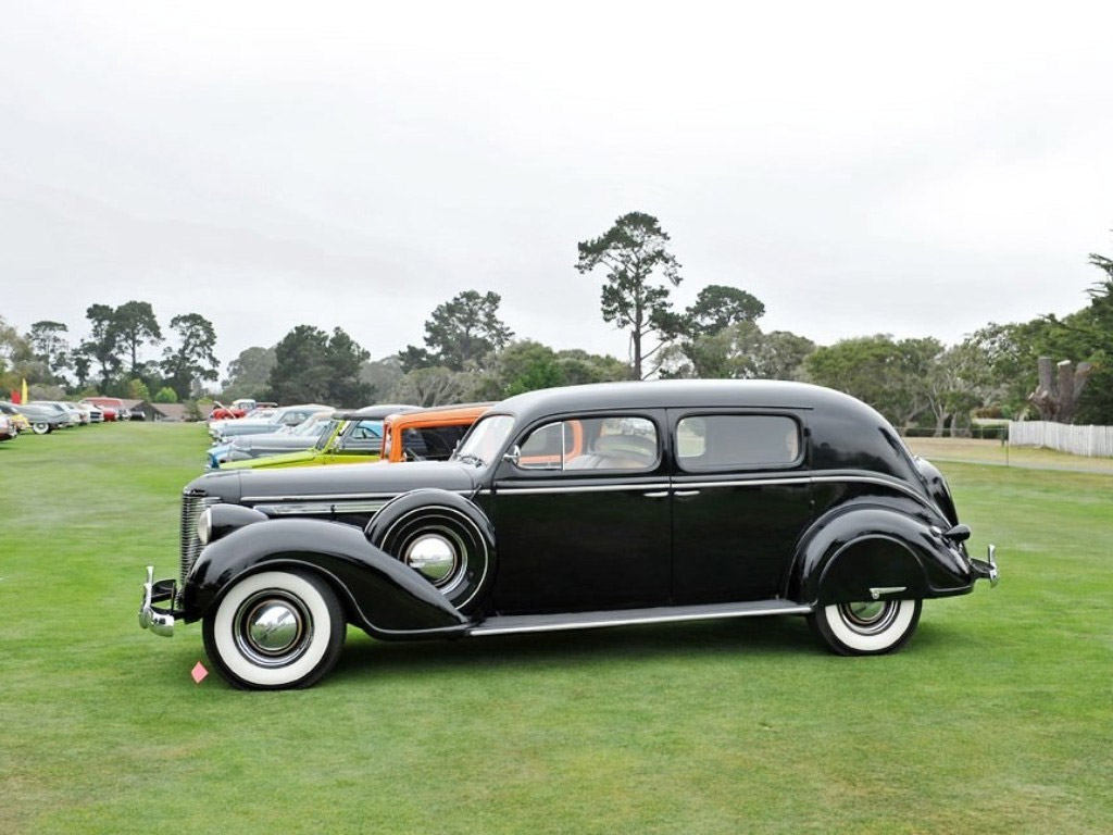 chrysler imperial custom 1938