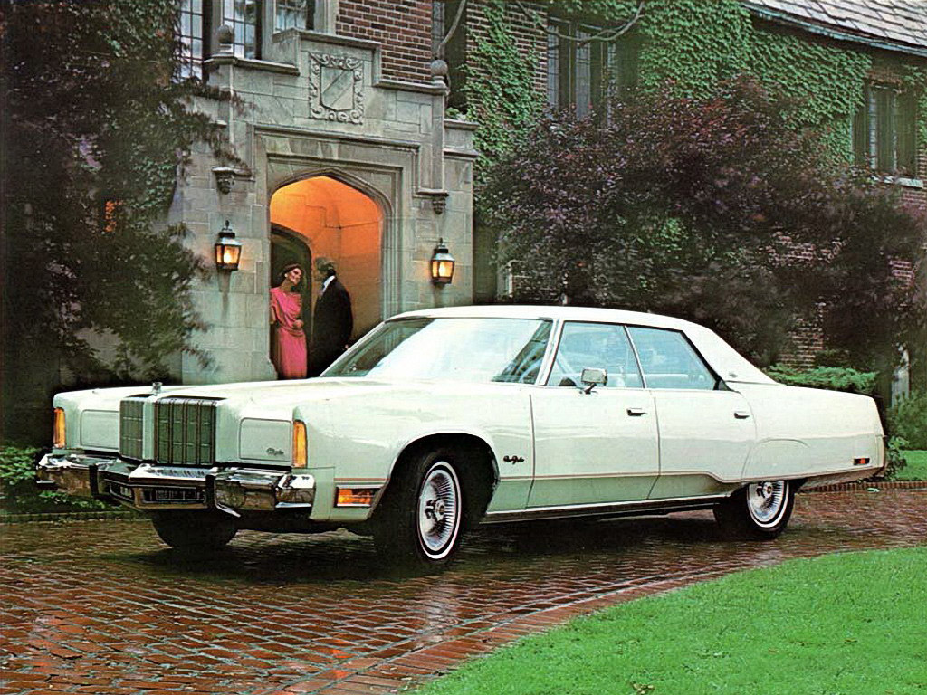 chrysler new yorker brougham 1978