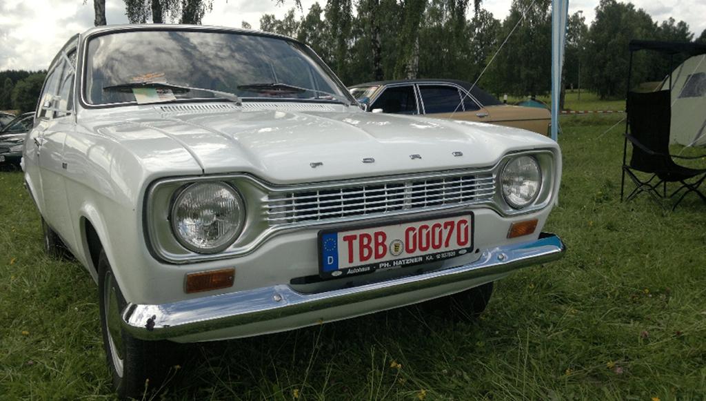 FORD escort 1100S 1971