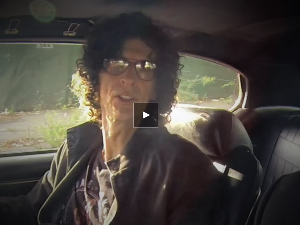 comedians in cars getting coffee howard stern