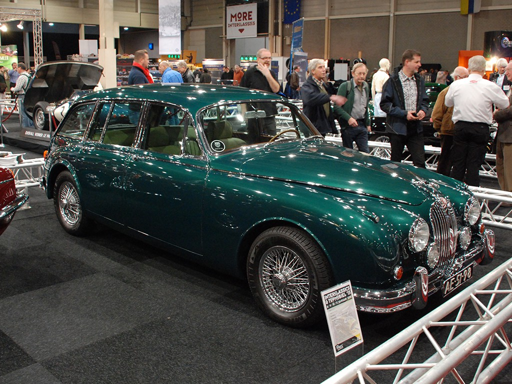 jaguar MKII county 1962