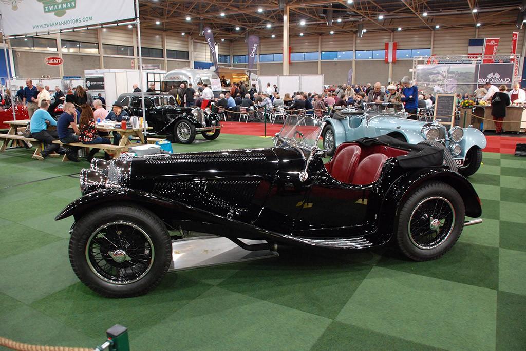 jaguar SS 90 1935