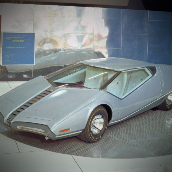 concept car nissan 126X 1970