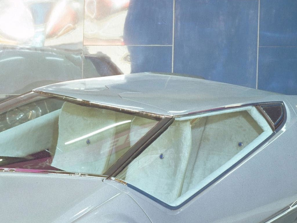 concept car nissan 126X 1970 dak