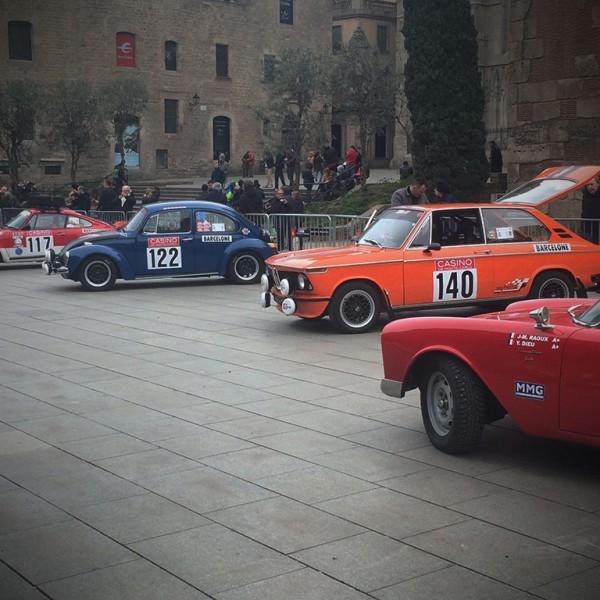classic rally barcelona
