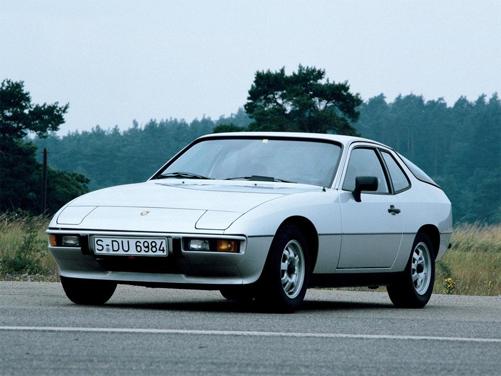 porsche 924 coupe 1976