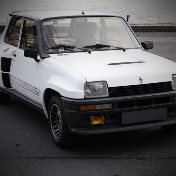 renault 5 turbo 2 1986