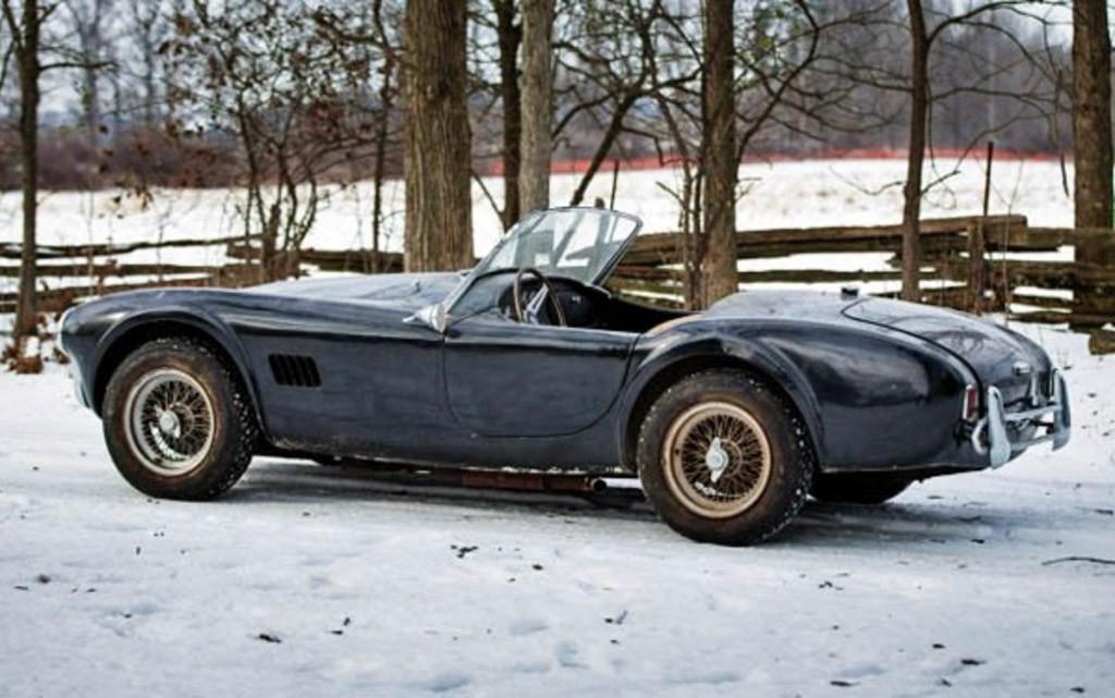 shelby cobra 1964